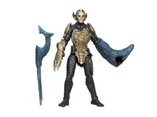 Boneco Dark Elf - Thor The Dark Wolrd - 3.75