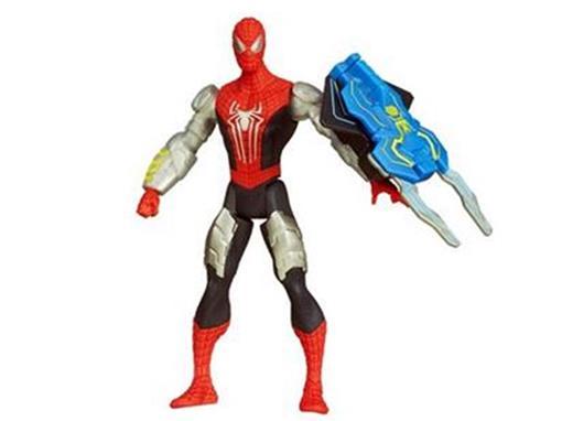 Boneco Spider-Man Escudo Letal - Spider-Man 2 - 3.75