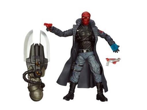 Boneco Red Skull - Capitão América - Marvel Legends - Hasbro