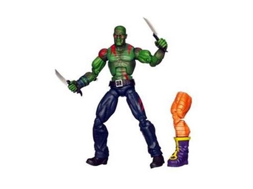 Boneco Drax (Destruidor) - Arnim Zola Marvel Legends - Hasbro