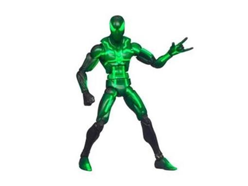 Boneco Spider-Man - Série Arnim Zola - Marvel Legends - Hasbro