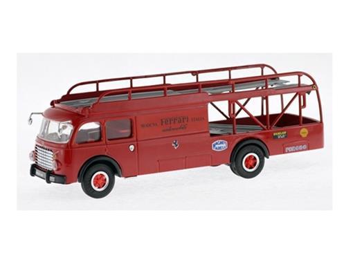 Fiat: 642 RN2 Bartoletti Transporter F1 Ferrari Truck - 1:43