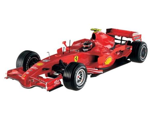Ferrari: F2007 - Kimi Raikkonen - 1:43 - Hot Wheels