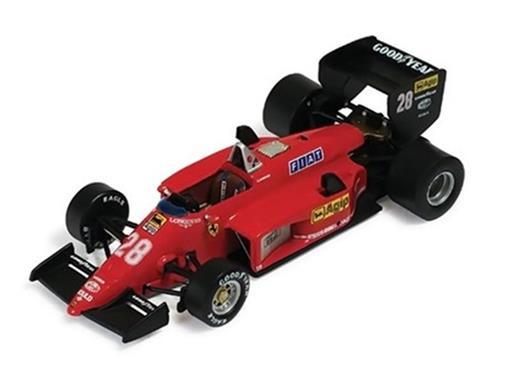 Ferrari: 186-85 R. Arnoux - GP Brazil (1985) - 1:43