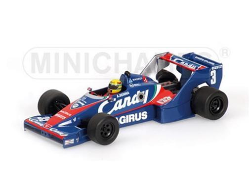 Toleman: TG 183 Ayrton Senna (1983) - 1:43