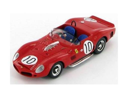 Ferrari: 330 TRI #10 - LM (1963) - Vermelha - 1:43