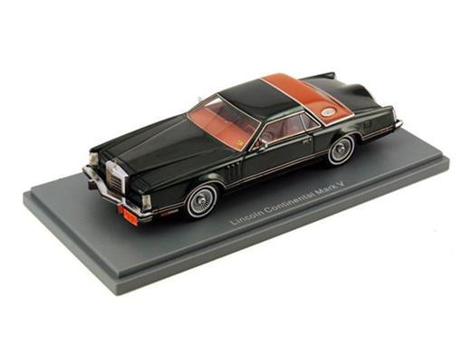 Lincoln: Continental Mark V (1978) - 1:43