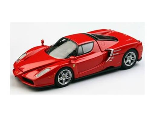 Ferrari: Enzo Test Car - Vermelha - 1:43