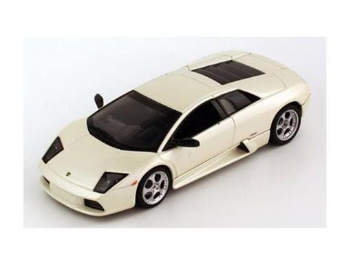 Lamborghini: Murciélago (2001) - Branco Metálico - 1:43