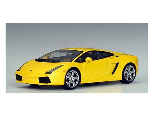 Lamborghini: Gallardo - Amarela - 1:43