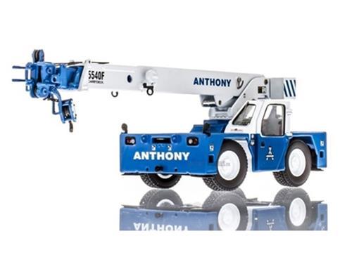 Shuttlelift : Guindaste 5540F Carrydeck Crane - Anthony - 1:50
