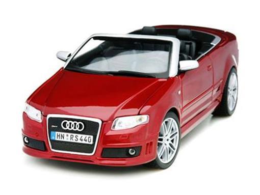 Audi: RS4 Conversível - Bonina - 1:18