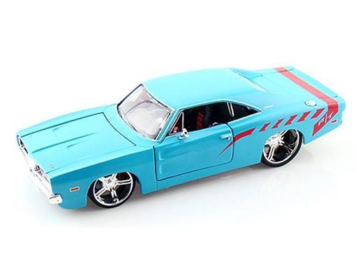 Dodge: Charger R/T (1969) - AllStars - 1:24 - maisto