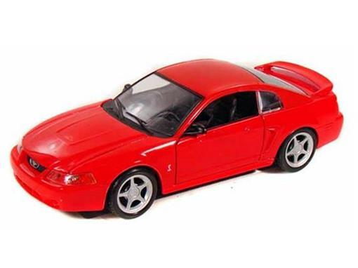 Ford: SVT Cobra (1999) - Vermelho - 1:24 - Maisto