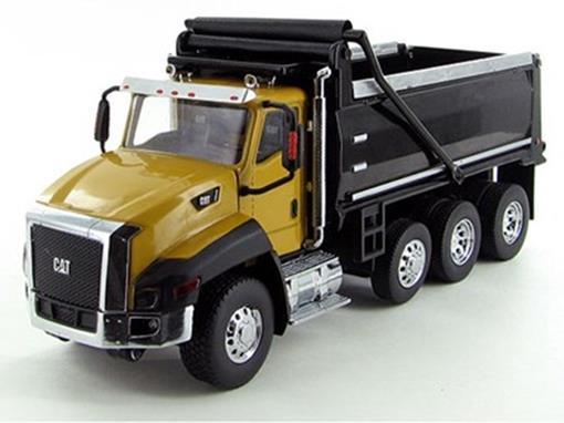 Caterpillar: Caminhão CT660 Dump Truck - Basculante - 1:50
