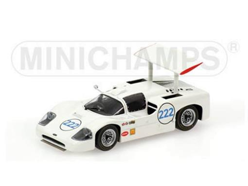 Chaparral: 2F Targa Florio (1967) Hill / Sharp - 1:43