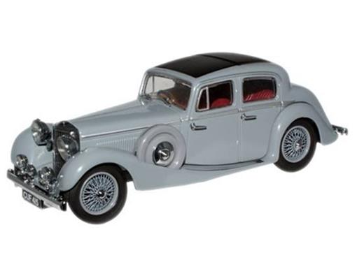 Jaguar: SS 2.5 Saloon - Cinza - 1:43
