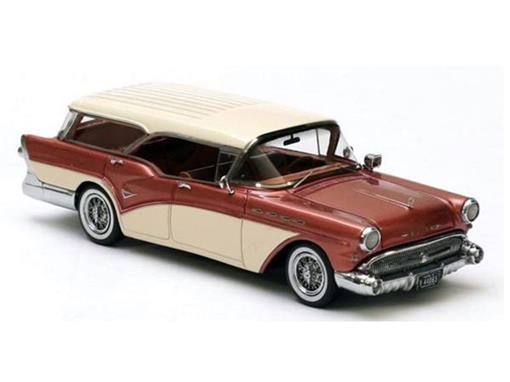 Buick: Century Caballero - Bege/Cobre - 1:43