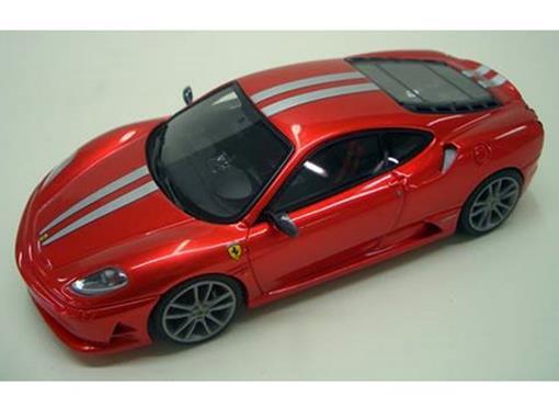 Ferrari: 430 Scuderia (2007) - Vermelho Metálico - 1:43
