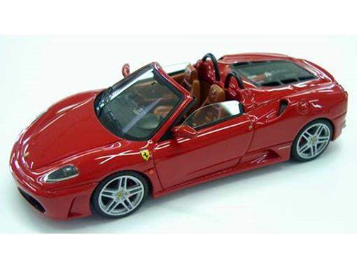 Ferrari: F430 Spider - Vermelha - 1:43