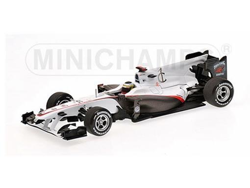 Sauber: C29 F1 #22 (2010) - P. De la Rosa - 1:43