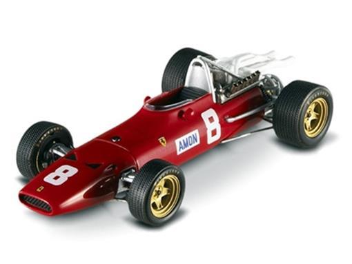 Ferrari: 312 F1-67 - Chris Amon - British GP 1967 - 1:43