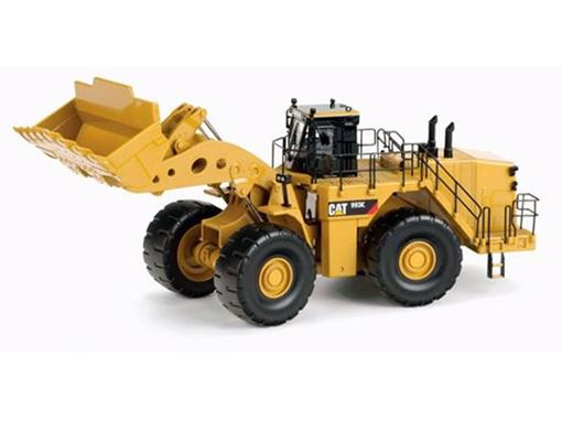 Caterpillar: Carregadeira 993K Wheel Loader - 1:50