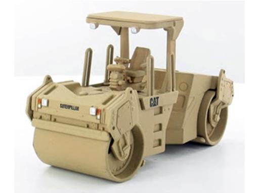 Caterpillar: Compactador de Asfalto CB-534D Militar - 1:50