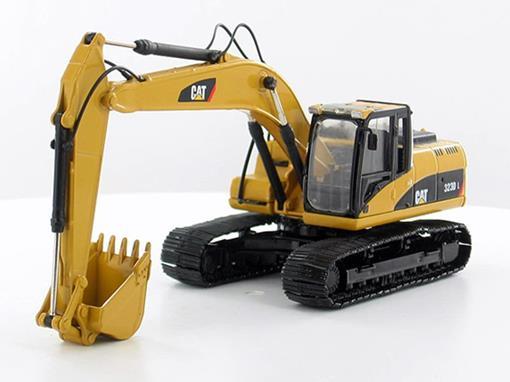 Caterpillar: Escavadeira Hidráulica 323D L - 1:50