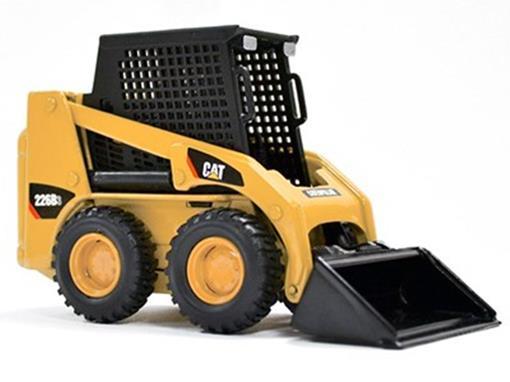 Caterpillar: Mini Carregadeira 226B3 Skid Steer Loader - 1:32