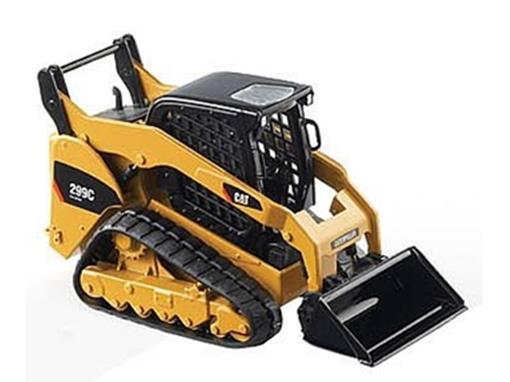 Caterpillar: Minicarregadeira 299C - 1:32