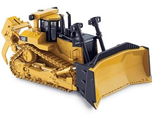 Caterpillar: Trator Esteira D11T - 1:50