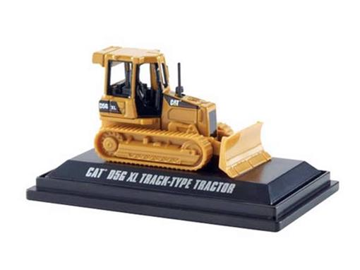 Caterpillar: Trator Esteira D5G XL - Escala Mini