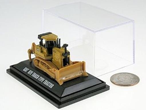 Caterpillar: Trator Esteira D7E - Escala Mini