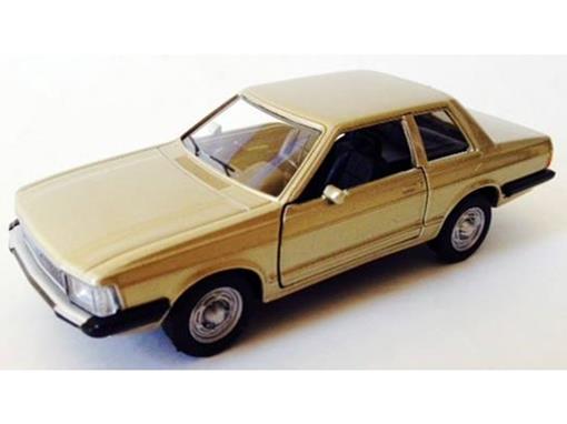 Ford: Del Rey (1982) - Dourado - 11 cm