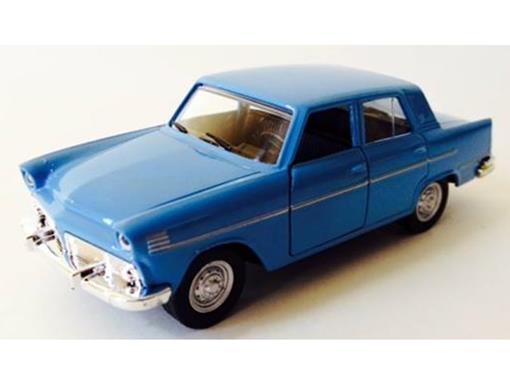 Willys: Aero Willys 2600 (1965) - Azul - 11 cm