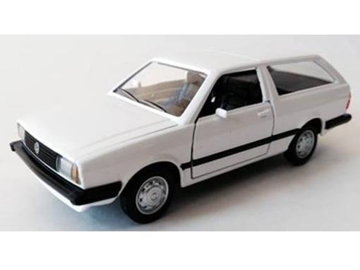 Volkswagen: Parati (1983) - Branco - 11 cm