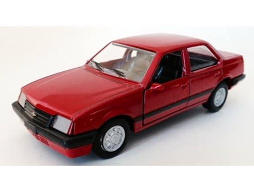 Chevrolet: Monza 2.0 (1984) - Vermelho - 11 cm