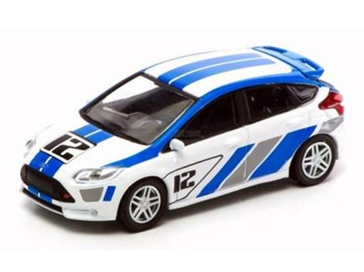 Ford: Focus ST (2012) - Road Racers - Série 3 - 1:64