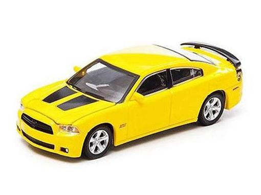 Dodge: Charger SRT8 Superbee (2012) - 10th Anniversary - 1:64