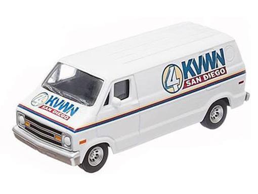 Dodge: Van - Channel 4 News