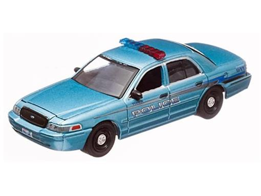 Ford: Crown Victoria Police - Crepúsculo - Hollywood S 5 - 1:64