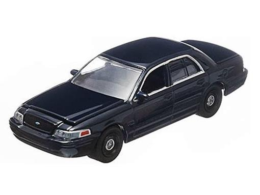 Ford: Crown Victoria Police - CSI:NY - Hollywood S 5 - 1:64