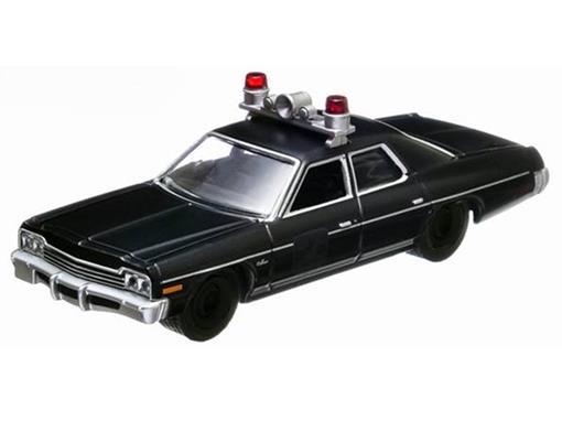 Dodge: Monaco (1974) - Black Bandit - Série 8 - 1:64