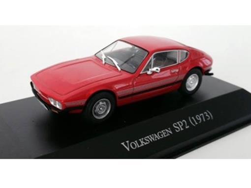 Volkswagen: SP2 (1973) - Vermelho - 1:43