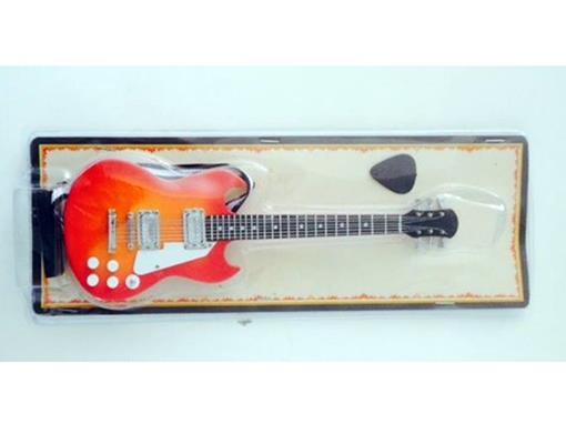 Miniatura de Guitarra SG Epiphone - Cereja - (Blister) - 1:4