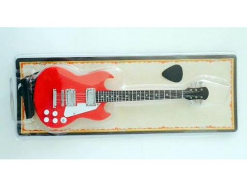 Miniatura de Guitarra SG Epiphone - Vermelha - (Blister) - 1:4
