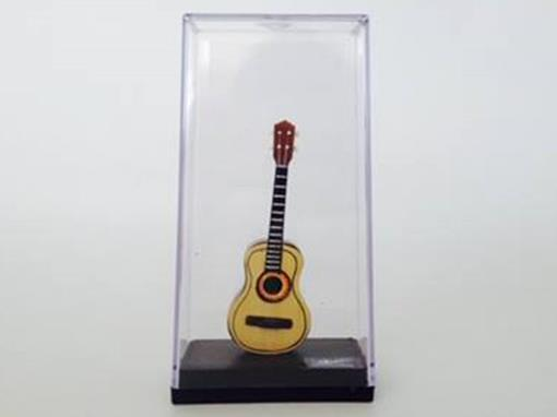 Miniatura de Cavaquinho - Marrom (Acrílico) - 12 cm