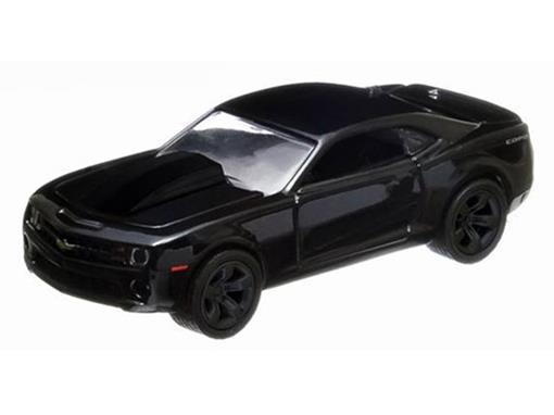 Chevrolet: Camaro Copo (2012) - Black Bandit - Série 8 - 1:64