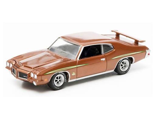 Pontiac: GTO Judge (1971) - GL Muscle - Série 6 - 1:64